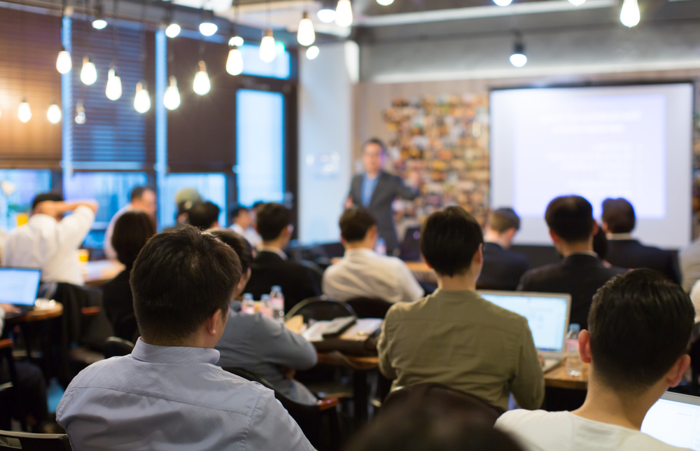 insurance agents can benefit greatly from doing seminars
