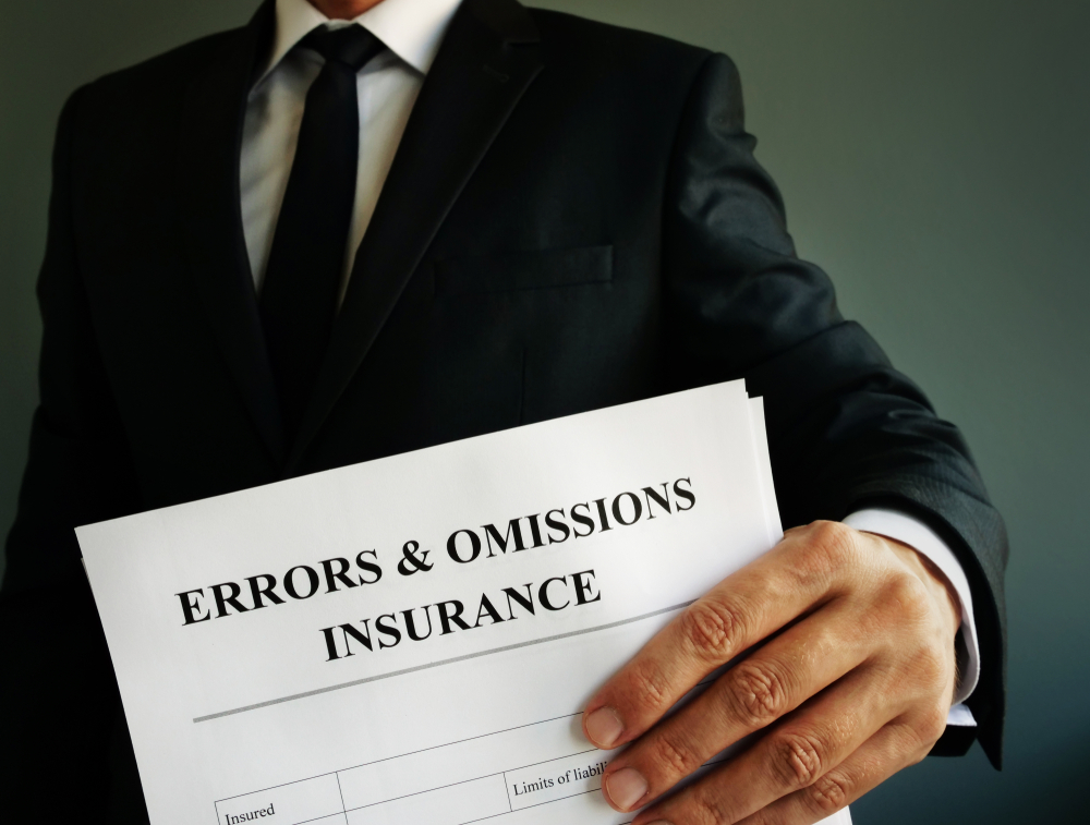 Western Marketing can offer you errors and emissions insurance