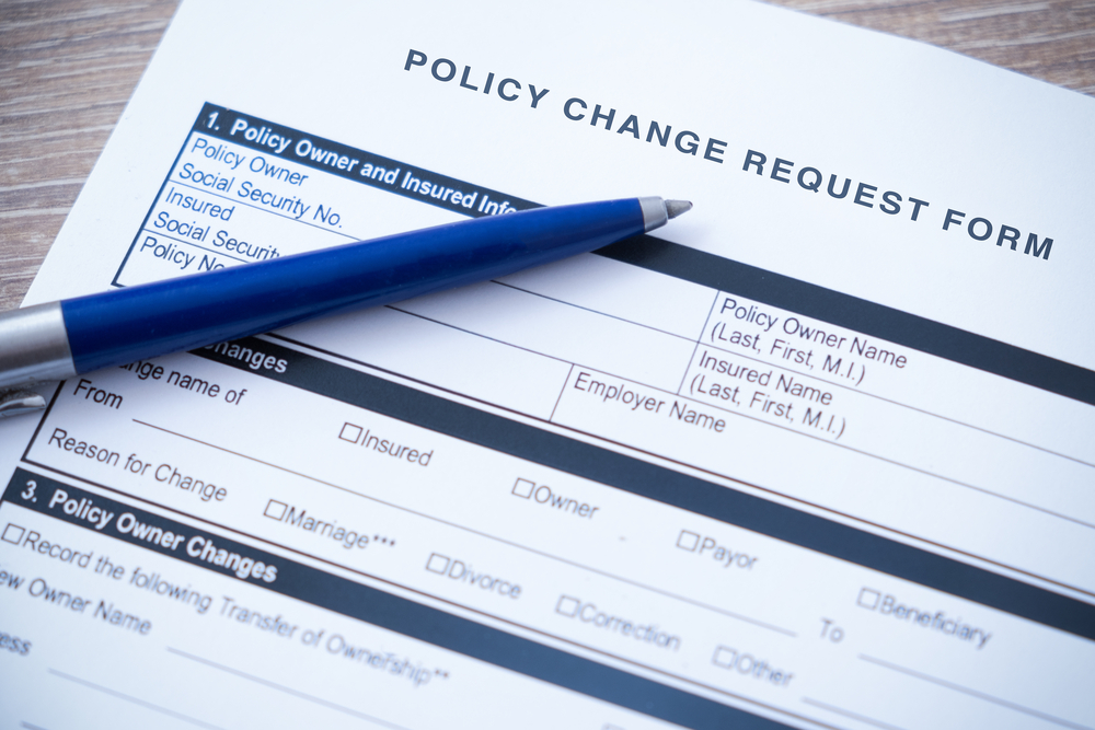 insurance agents should send Medicare clients updates when policies change